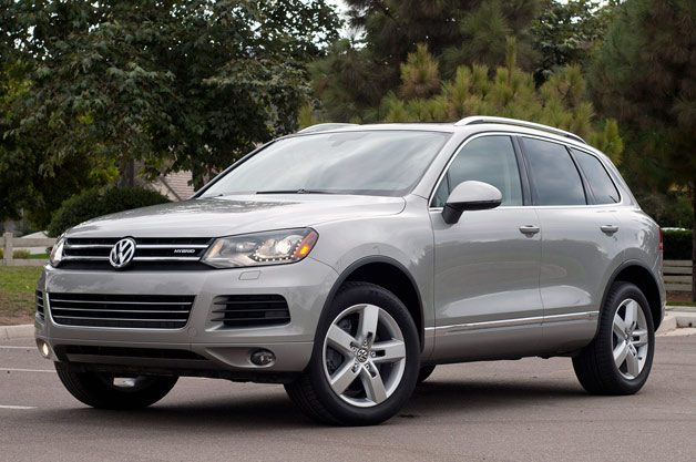 Volkswagen Touareg Hybrid